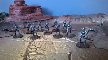 Terminator warriors